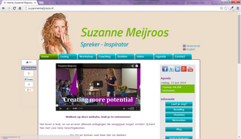 Suzanne Meijroos - The Art of Empowerment